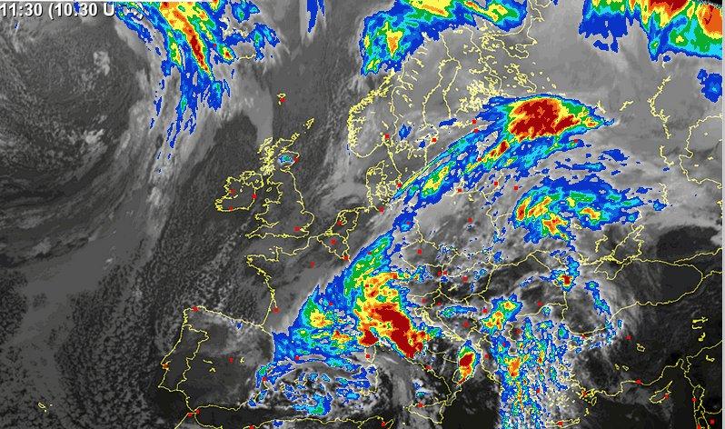 Aktualnosci Krotko I Dlugoterminowa Prognoza Pogody Dla Polski