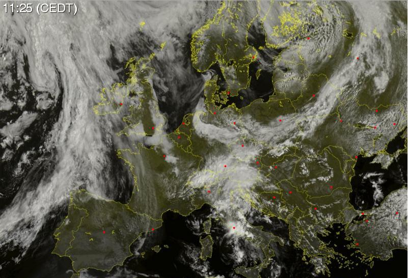 mapa satelitarna pogody Aktualności   krótko i długoterminowa prognoza pogody dla Polski
